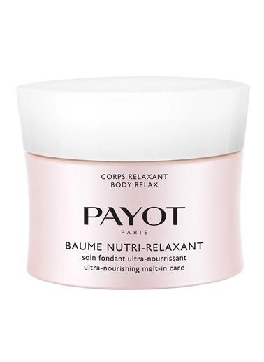 Payot Payot Body Relax Nutrı-Relaxant 200ML - Vücut rahatlatıcı ve besleyici krem Renksiz
